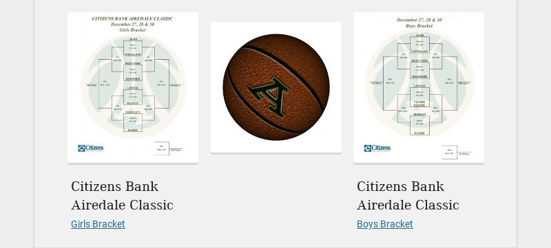 Citizens Bank Airedale Classic