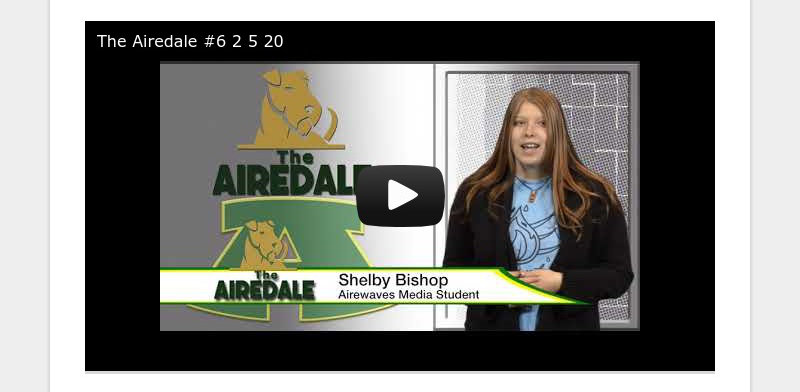 The Airedale #6 2 5 20