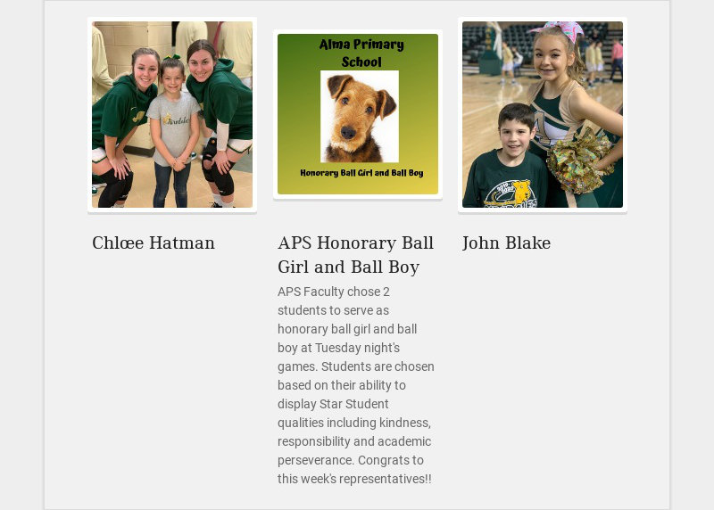 Chloee Hatman