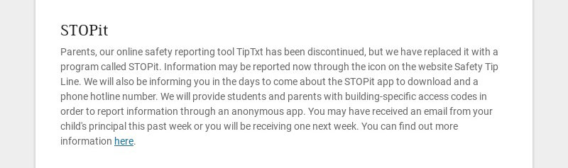 STOPit
