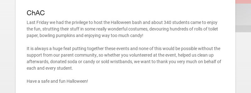 ChAC