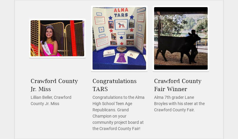 Crawford County Jr. Miss