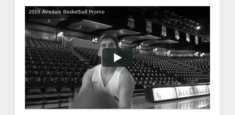 2019 Airedale Basketball Promo