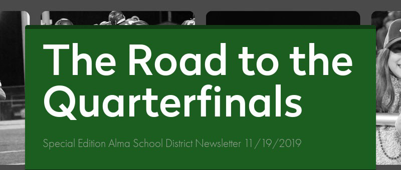 The Road to the Quarterfinals