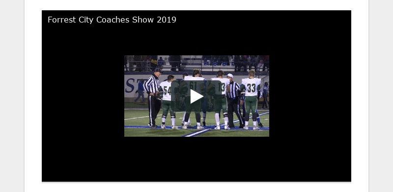 Forrest City Coaches Show 2019