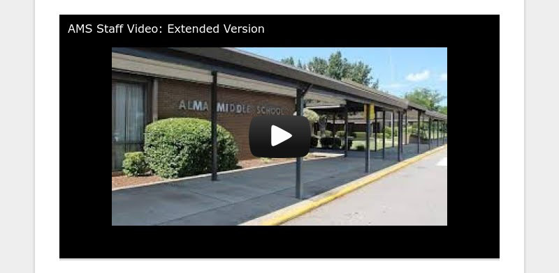 AMS Staff Video: Extended Version