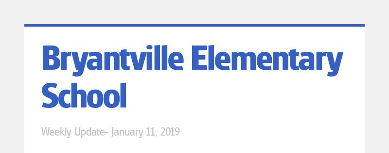 Bryantville Elementary School