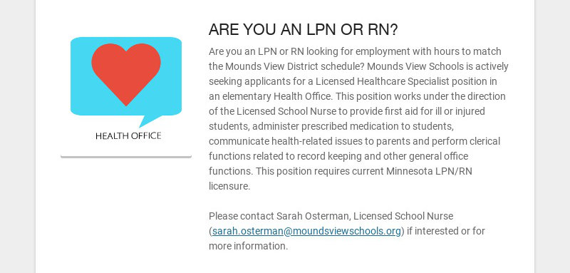 ARE YOU AN LPN OR RN?