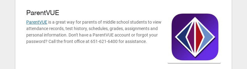 ParentVUE