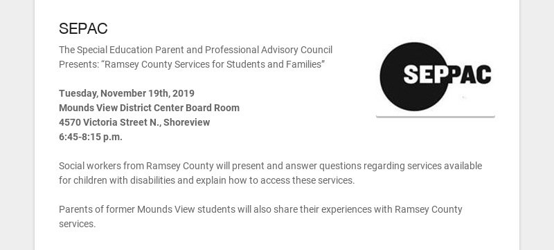SEPAC