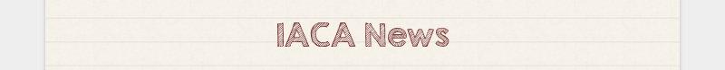 IACA News
