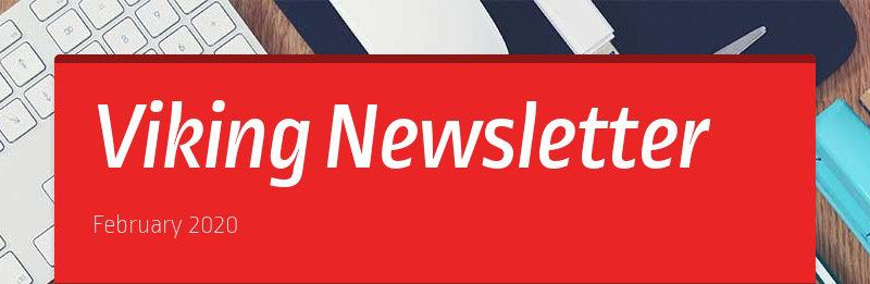 Viking Newsletter February 2020