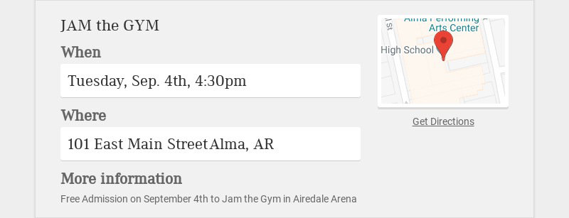 JAM the GYM